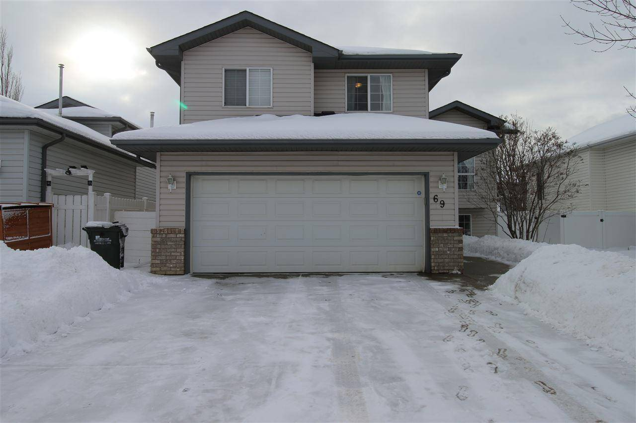 House for sale at 69 Crystal Wy Sherwood Park Alberta - MLS: E4187069