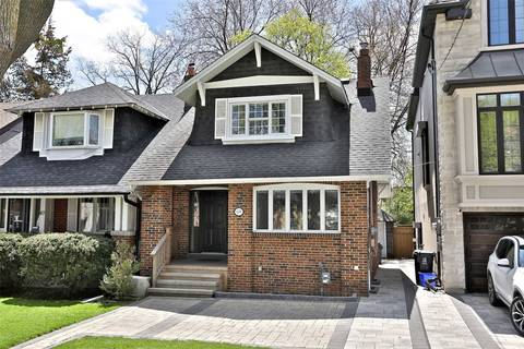 House for rent at 69 Deloraine Ave Toronto Ontario - MLS: C4703472