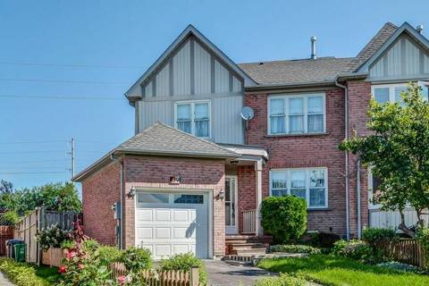 Townhouse for sale at 69 Desert Sand Dr Brampton Ontario - MLS: W4496019