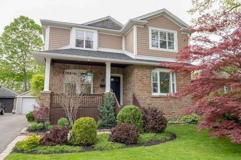 House for sale at 69 Eaglewood Blvd Mississauga Ontario - MLS: W4520795