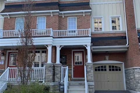 Townhouse for sale at 69 Eastern Skies Wy Markham Ontario - MLS: N4452624