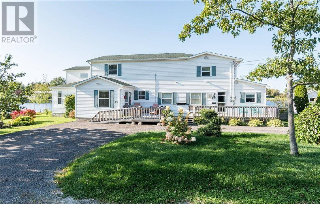 House for sale at 69 Evergreen Dr Shediac New Brunswick - MLS: M125545