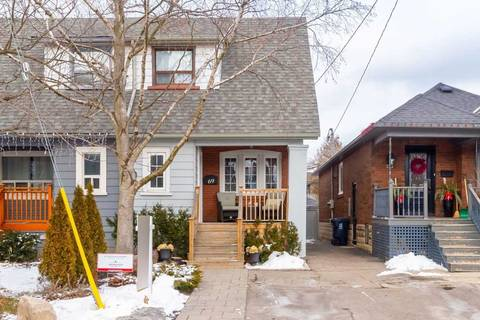Townhouse for sale at 69 Fifth St Toronto Ontario - MLS: W4694767