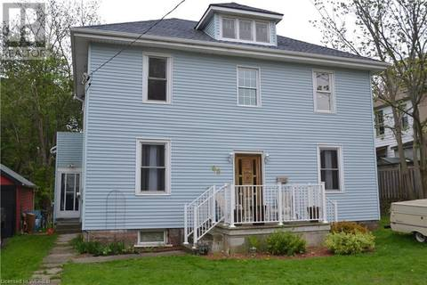 Townhouse for sale at 69 Frances St Ingersoll Ontario - MLS: 197232