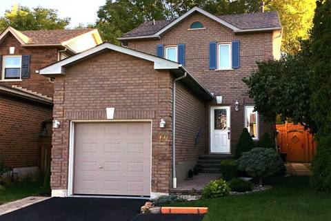 House for sale at 69 Fulton Cres Whitby Ontario - MLS: E4644472
