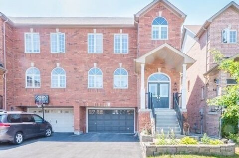 Townhouse for rent at 69 Gail Parks Cres Newmarket Ontario - MLS: N4966212