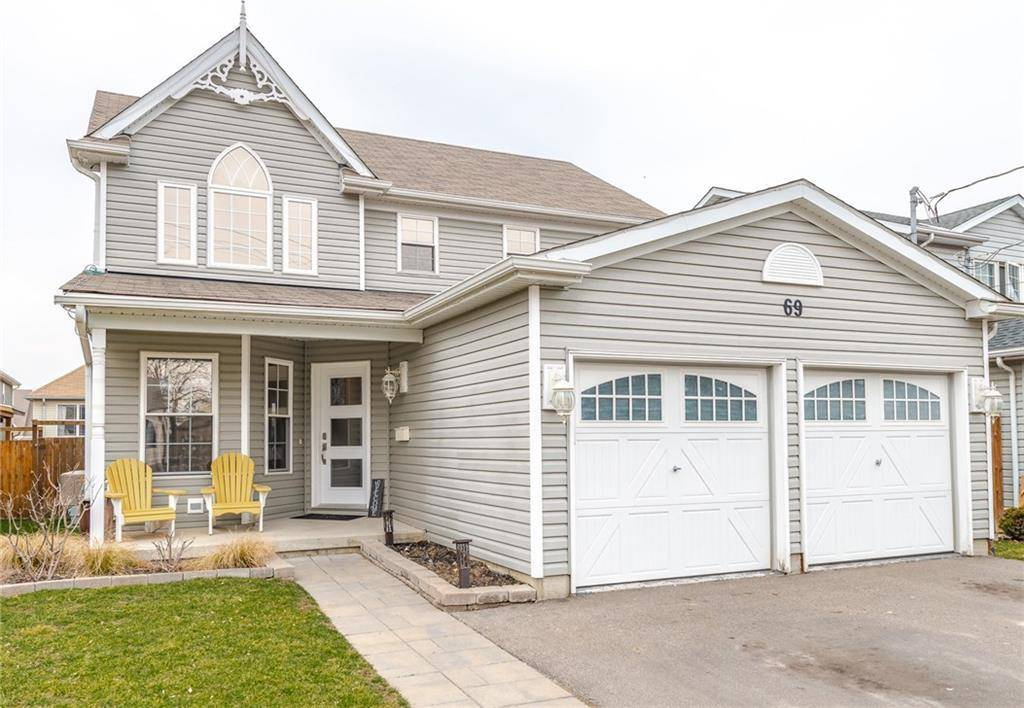 House for sale at 69 Haig St St. Catharines Ontario - MLS: 30798682