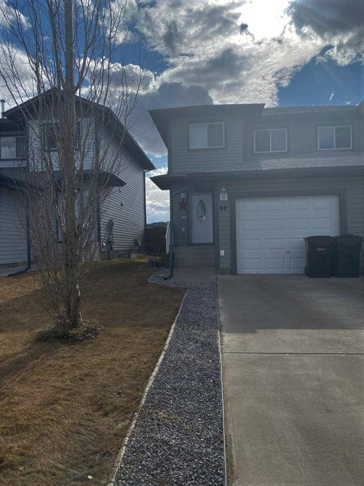 Townhouse for sale at 69 Haney Landng Spruce Grove Alberta - MLS: E4188980