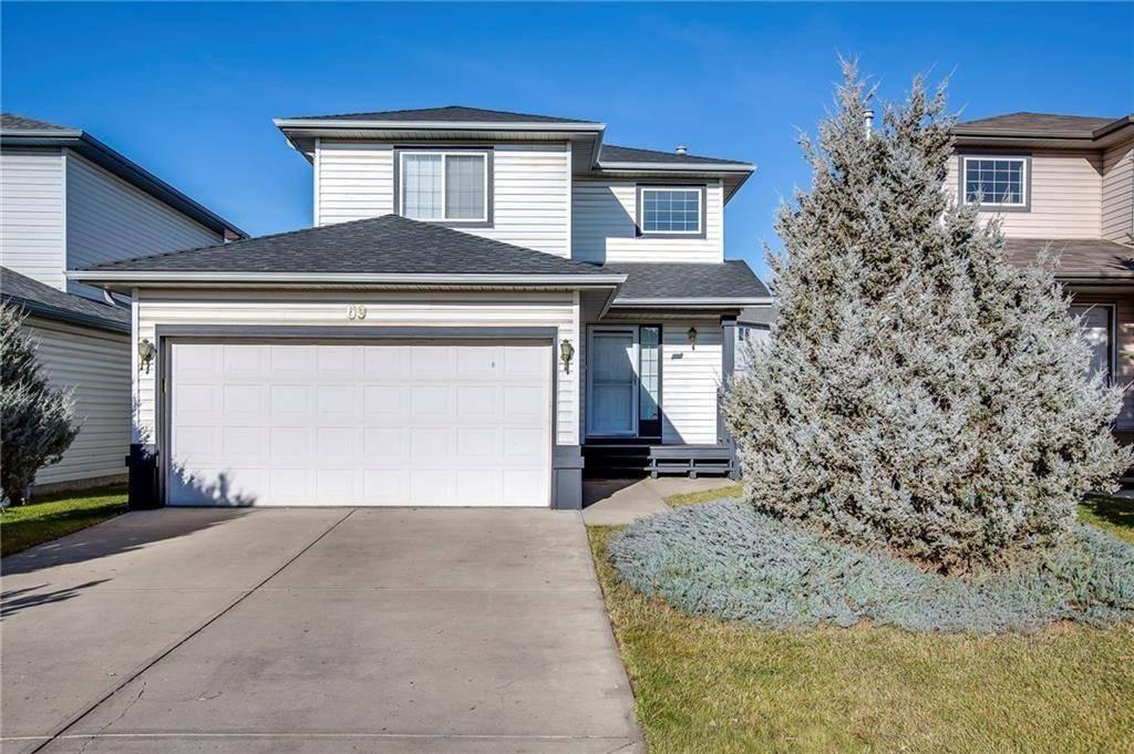 House for sale at 69 Harvest Creek Cs Ne Harvest Hills, Calgary Alberta - MLS: C4228778