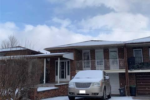 Townhouse for rent at 69 Hildenboro Sq Toronto Ontario - MLS: E4663100