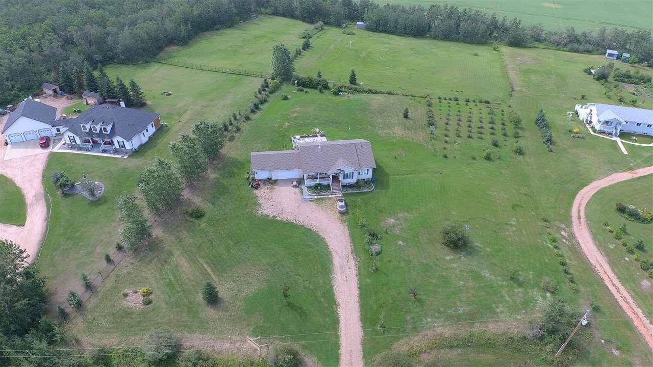 House for sale at 69 Hillsborough Ht Rural Sturgeon County Alberta - MLS: E4167414