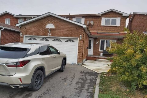 House for rent at 69 Hinchley Wood Grove Grve Brampton Ontario - MLS: W4966792