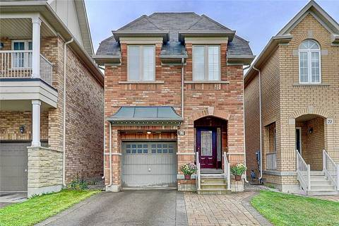 House for sale at 69 Israel Zilber Dr Vaughan Ontario - MLS: N4608669