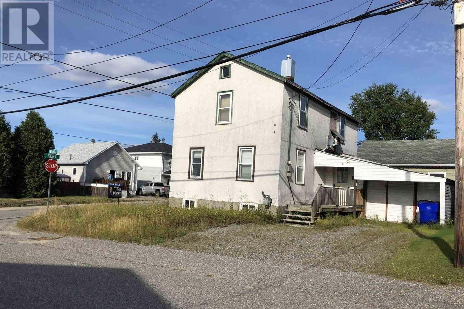 House for sale at 69 Kent Ave Timmins Ontario - MLS: TM200637