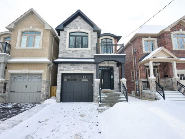 For Sale: 69 Laburnham Avenue, Toronto, ON   4 Bed, 4 Bath House for $1,375,000. See 20 photos!
