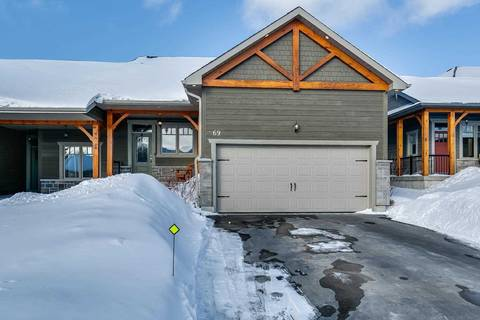 Townhouse for sale at 69 Landscape Dr Oro-medonte Ontario - MLS: S4698899