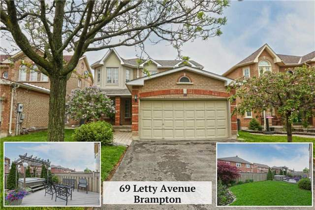 Sold: 69 Letty Avenue, Brampton, ON