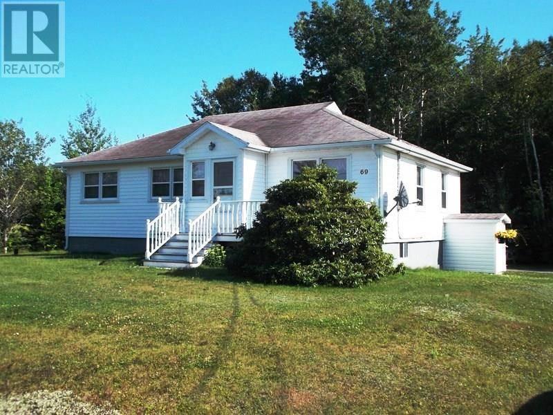House for sale at 69 Marsh's Ln Mill Creek Nova Scotia - MLS: 201920347
