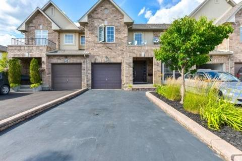 Townhouse for sale at 69 Meadow Wood Cres Hamilton Ontario - MLS: X4535336