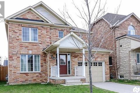 House for sale at 69 Megan Cres Barrie Ontario - MLS: 30732355