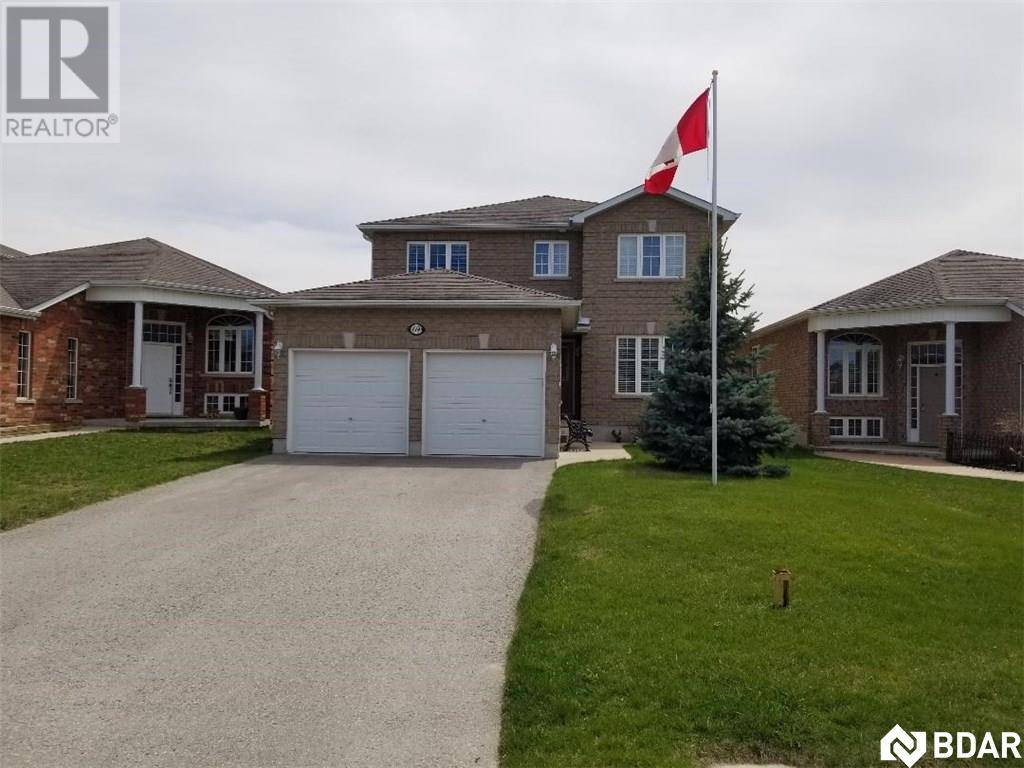 House for sale at 69 Mike Hart Dr Essa Ontario - MLS: 30791819
