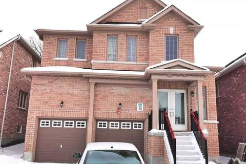 House for rent at 69 Milby Cres Bradford West Gwillimbury Ontario - MLS: N4685570