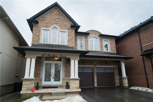 For Sale: 69 Monkton Circle, Brampton, ON | 4 Bed, 5 Bath House for $1,189,900. See 20 photos!