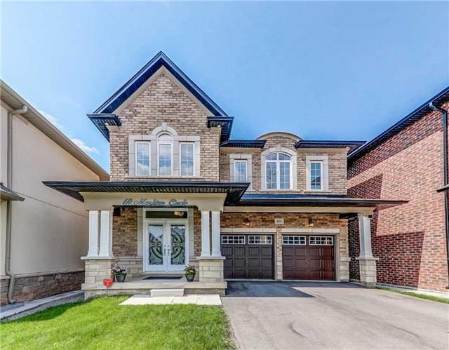 Sold: 69 Monkton Circle, Brampton, ON
