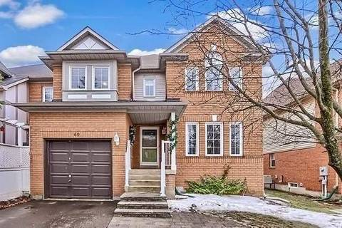 Townhouse for sale at 69 Mugford Rd Aurora Ontario - MLS: N4383622
