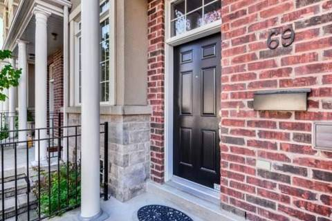Townhouse for rent at 69 Newcastle St Toronto Ontario - MLS: W4451938