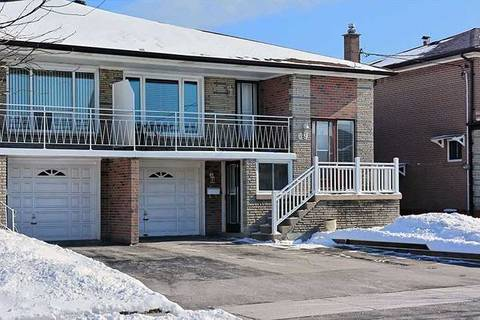 Townhouse for sale at 69 Orchardcroft Cres Toronto Ontario - MLS: W4690307