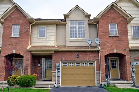 Townhouse for sale at 69 Palacebeach Tr Stoney Creek Ontario - MLS: H4053732