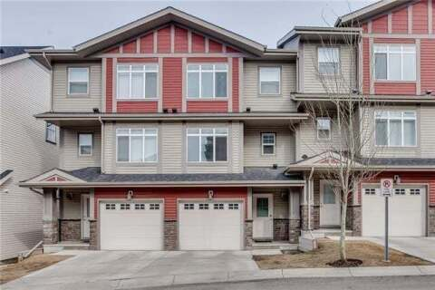 Townhouse for sale at 69 Panatella Rd Northwest Calgary Alberta - MLS: C4291346