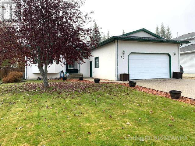 House for sale at 69 Park Dr Whitecourt Alberta - MLS: 51662