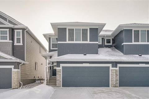 Townhouse for sale at 69 Red Embers Common Northeast Calgary Alberta - MLS: C4281261