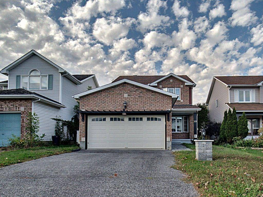 House for sale at 69 Rideaucrest Dr Nepean Ontario - MLS: 1171061