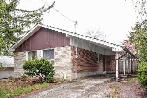 House for sale at 69 Riverhead Dr Toronto Ontario - MLS: W4436967