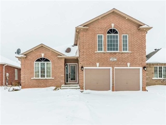 House for sale at 69 Saint Avenue Bradford West Gwillimbury Ontario - MLS: N4312380