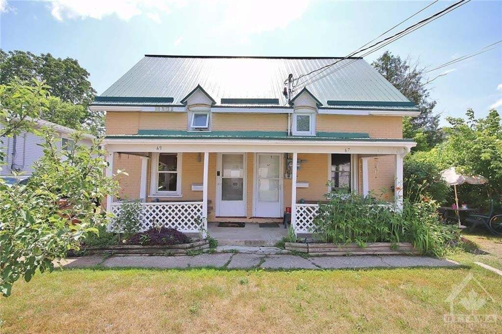 House for sale at 69 Stephen St Smiths Falls Ontario - MLS: 1197894