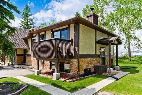 Townhouse for sale at 69 Storybook Garden(s) Northwest Calgary Alberta - MLS: C4258115