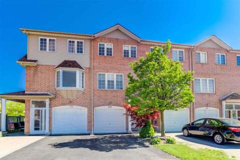 Townhouse for sale at 69 Sufi Cres Toronto Ontario - MLS: C4774070