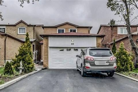 House for rent at 69 Tangmere Cres Markham Ontario - MLS: N4661443