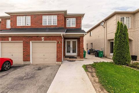 Townhouse for sale at 69 Vauxhall Cres Brampton Ontario - MLS: W4489837