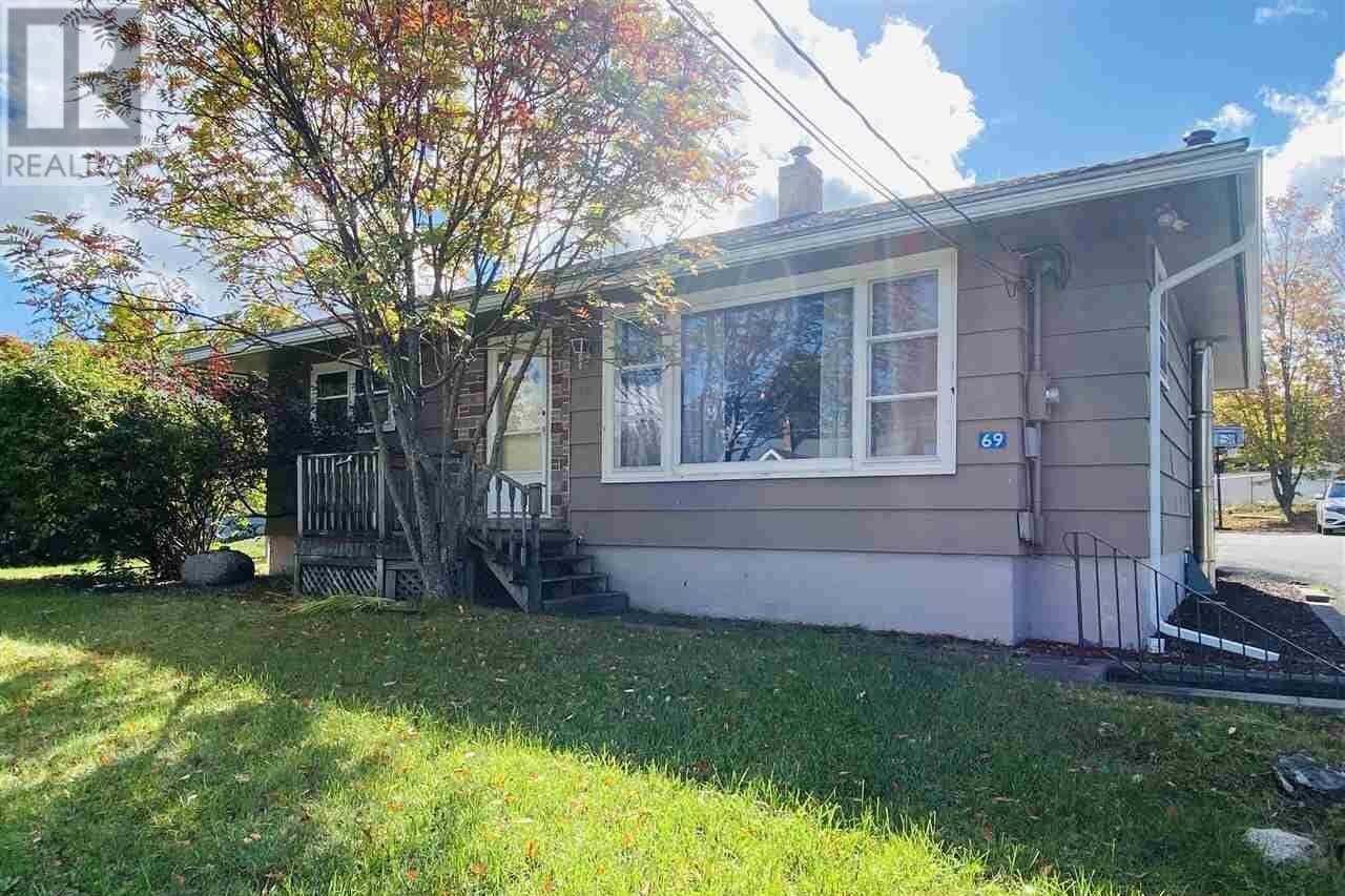 House for sale at 69 Victoria Rd Bridgewater Nova Scotia - MLS: 202020922