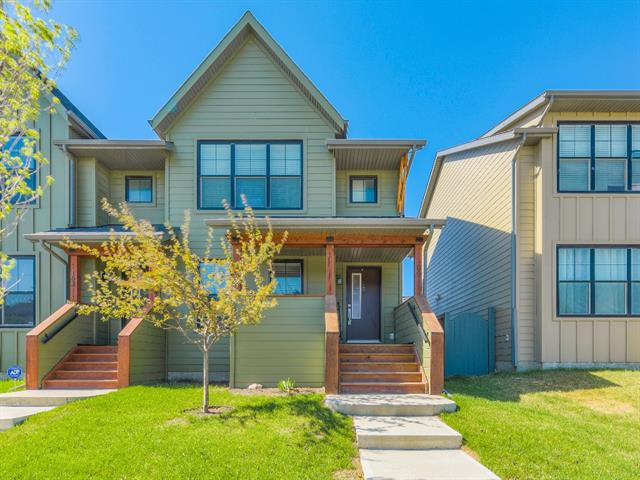 For Sale: 69 Walden Drive Southeast, Calgary, AB   4 Bed, 4 Bath Townhouse for $389,900. See 27 photos!
