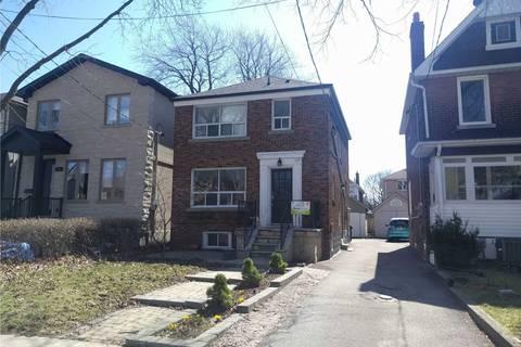 House for rent at 69 Wallington Ave Toronto Ontario - MLS: E4704330