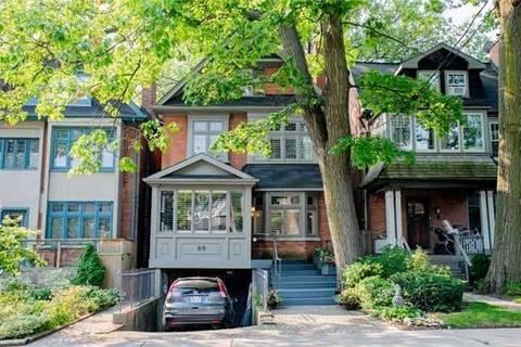 House for rent at 69 Walmsley Blvd Toronto Ontario - MLS: C4511614