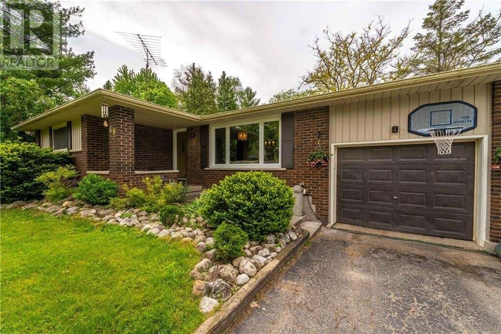 House for sale at 69 Water St Ayr Ontario - MLS: 30810077