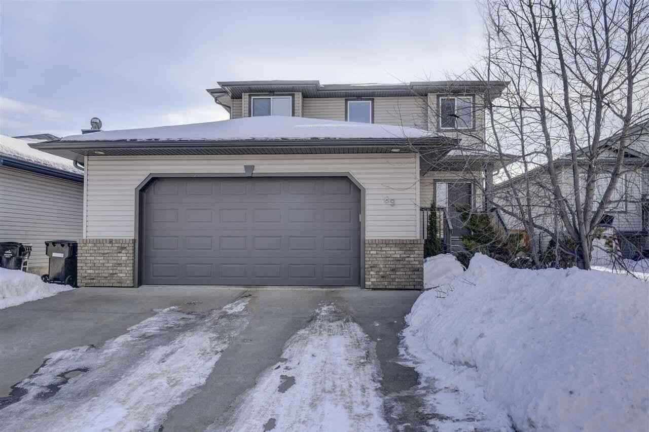 House for sale at 69 Wilkinson Pl SE Leduc Alberta - MLS: E4190244