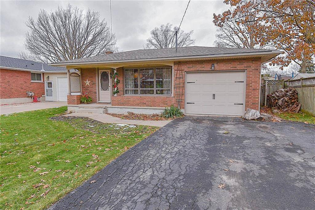 House for sale at 69 Woodrow St St. Catharines Ontario - MLS: 30781108